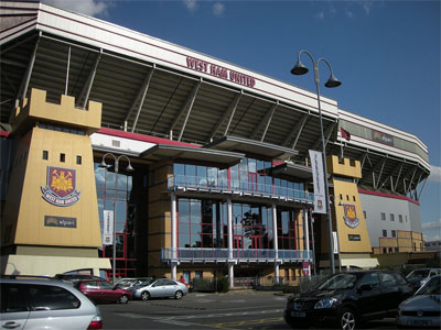 Boleyn Ground entrance