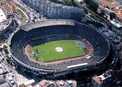 The old Estádio José Alvalade