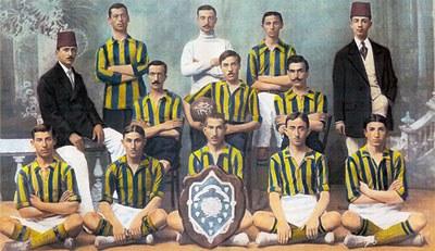 Fenerbahce Sk Fenerbahce Fc History Of The Turkish Club