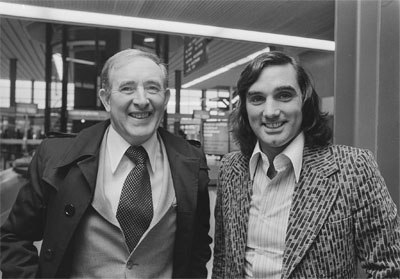 Danny Blanchflower, George Best