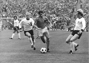 Johan Cruyff in national team