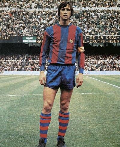 e6863c47b Johan Cruyff - the prodigious footballer