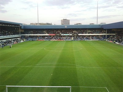 Queens Park Rangers Home Ground In 2014