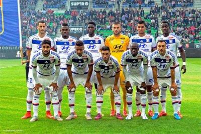 204795964 Olympique Lyonnais football club history