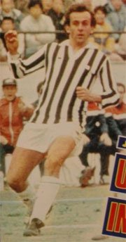Michel Platini in Juventus