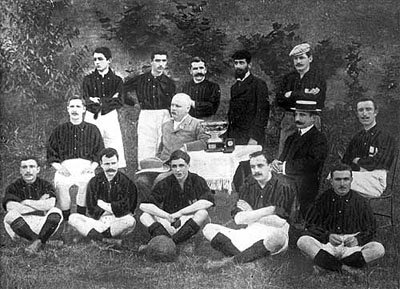 AC Milan historic team
