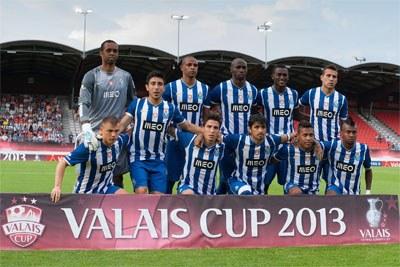 b77036778 The Porto football team in 2013.