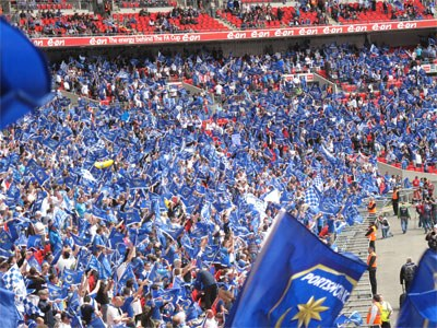Portsmouth supporters