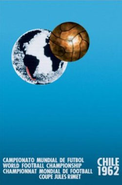 Offical Official World Cup 1962