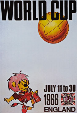 Offical Official  World Cup 1966
