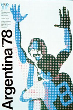 Official poster World Cup 1978