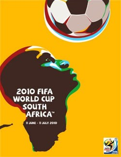 Official poster World Cup 2010