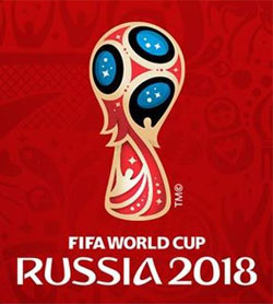 Official poster World Cup 2018