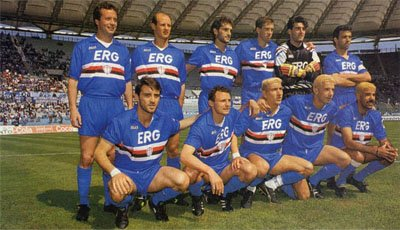 Sampdoria team